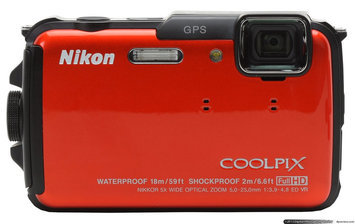 Photo of Nikon COOLPIX AW110 16 Megapixel Rugged Digital Camera - Camouflage uploaded by Nicole S.