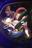 Graco 4Ever All In One Car Seat (Pink) uploaded by Kimberly D.