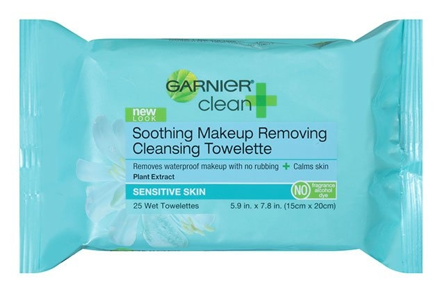 Garnier Nutritioniste The Refreshing Remover Cleansing Towelettes -- Oil Free uploaded by Dawn P.