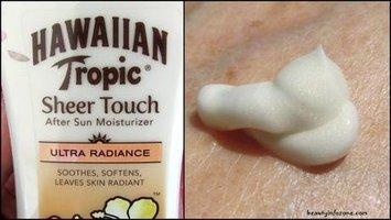 Hawaiian Tropic Silk Hydration Lotion Sunscreen uploaded by Tiffany T.