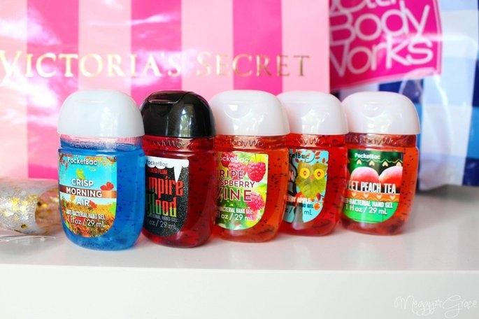 Bath & Body Works PocketBac Hand Sanitizer Gel Sweet Peach Tea uploaded by Deja K.