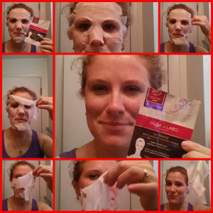 Hada Labo Tokyo Ultimate Anti-Aging Facial Mask, .7 fl oz uploaded by Rachael W.