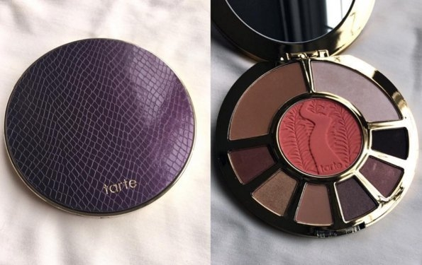 tarte Showstopper Clay Palette uploaded by Kim B.