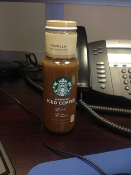 Photo of Starbucks Iced Vanilla Coffee uploaded by Dajah J.