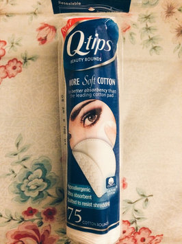 Photo of Q-tips Beauty Cotton Rounds uploaded by Cindy S.