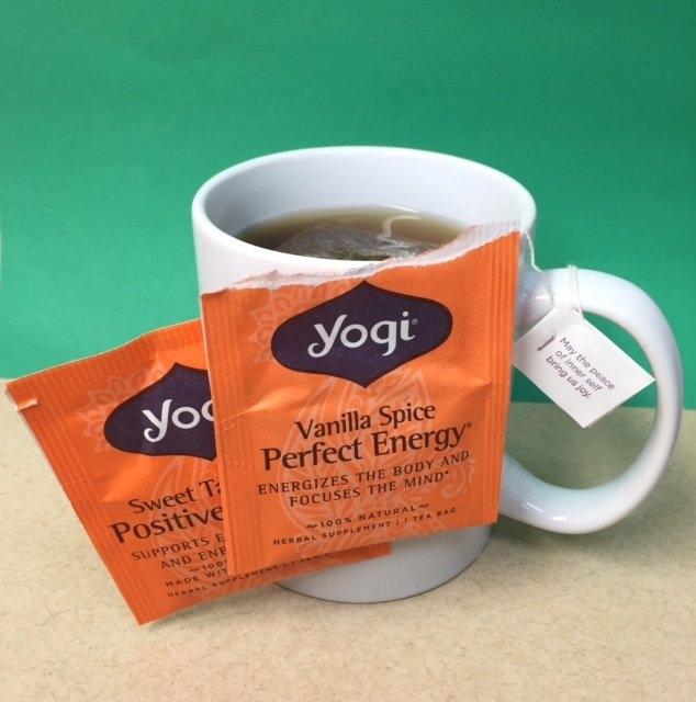 Yogi Tea Vanilla Spice Perfect Energy uploaded by Samantha V.