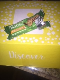 SnackWell's Caramel Macchiato Biscuit Thins uploaded by Jordan H.