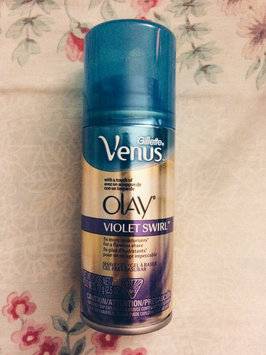 Gillette Venus® with a touch of Olay® Vanilla Cashmere™ Shave Gel uploaded by Cindy S.