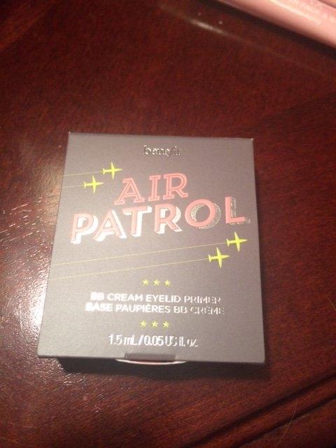 Benefit Air Patrol BB Cream Eyelid Primer uploaded by Samantha M.