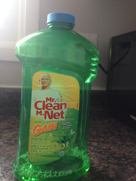 Photo of Mr Clean with Gain Original Fresh Scent Multi Surface Liquid 40 Fl Oz uploaded by Silifat A.