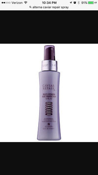 ALTERNA Caviar Repair Multi-Vitamin Heat Protection Spray 4.2 oz uploaded by Lauren M.