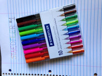 Staedtler Ballpoint Pens, Medium Point, Assorted Colors. 10/Pack uploaded by Trisha M.
