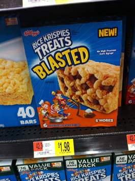 Photo of Kellogg's® Rice Krispies Treats Blasted S'mores uploaded by Vivian G.
