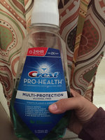 Crest Pro-Health Alcohol Free Multi-Protection Oral Rinse Cool Wintergreen uploaded by Heiddi  M.