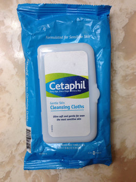 Photo of Cetaphil Gentle Skin Cleansing Cloths - 25 count uploaded by Karen G.