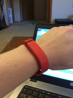 Fitbit Flex Wireless Wristband - Slate (FB401SLT) uploaded by Betsy D.