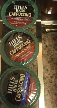 Photo of Hills Bros. Cappuccino Single Serve Cups, Salted Caramel uploaded by Alyson E.