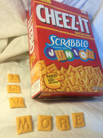 Cheez-It® Scrabble Junior Baked Snack Crackers uploaded by Danielle S.