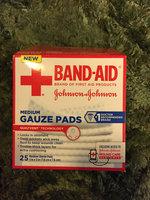 Johnson & Johnson Hospital Grade Gauze Pads uploaded by Miranda W.
