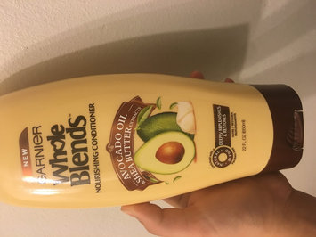 Photo of Garnier Whole Blends™ Nourishing Conditioner With Avocado Oil & Shea Butter Extracts uploaded by Alison C.