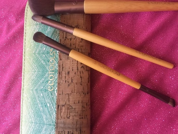 Ecotools Makeup Brushes  uploaded by Alexandria S.