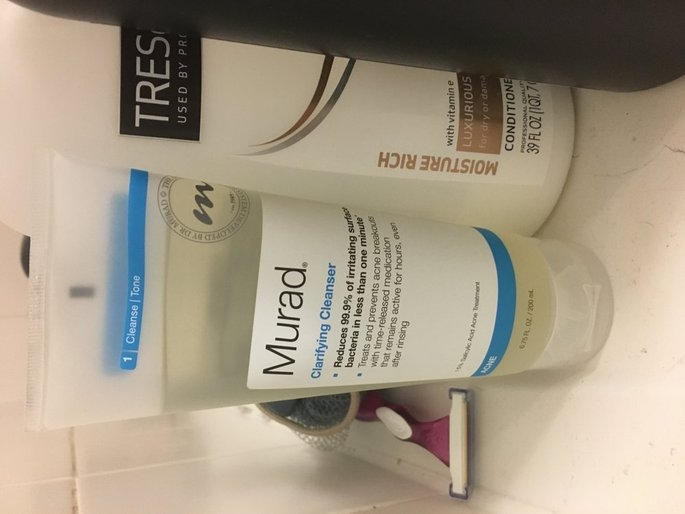 Murad Clarifying Cleanser uploaded by Brianna T.