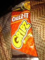 Sunshine Cheez-It Gripz Mighty Tiny Baked Snack Crackers  - 9 Pack uploaded by Daniella R.