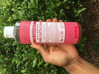 Dr. Bronner's Organic Pure Castile Liquid Soap Rose - 32 fl oz uploaded by Shana L.