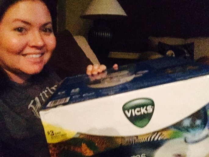 Vicks® Sweet Dreams Cool Mist Humidifier uploaded by Hannah R.