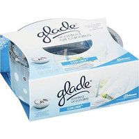 Glade® Clean Linen Candle 3.4 oz Jar uploaded by Yancy A.