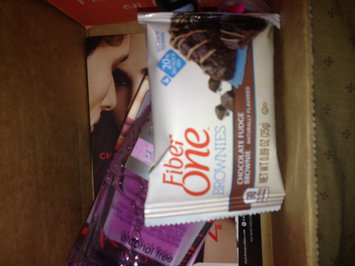 Photo of Fiber One 90 Calorie Chocolate Fudge Brownie uploaded by sabrina S.