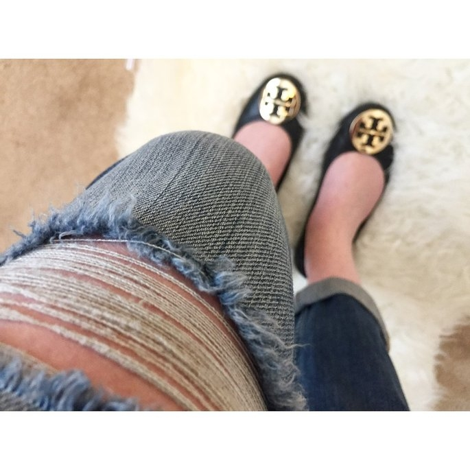 Tory Burch Flat Shoes uploaded by RESTYLE F.