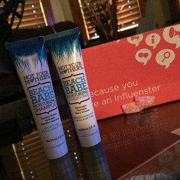 Not Your Mother's® Beach Babe Moisturizing Shampoo & Conditioner uploaded by Amandaceli S.