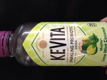 Photo of KeVita Delicious Vitality Sparkling Probiotic Drink Coconut uploaded by Desiree C.