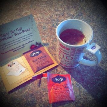 Yogi Tea Cinnamon Vanilla Healthy Skin uploaded by Renda M.