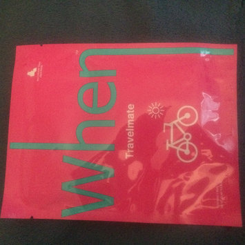 Photo of When Essence Mask - Travelmate 4 x 0.811 oz Mask Packets uploaded by Briana B.