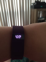 Fitbit - Charge Hr Heart Rate And Activity Tracker + Sleep Wristband (large) - Black uploaded by Samantha R.
