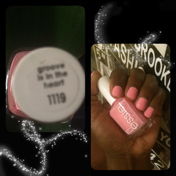 Photo of essie® Neon 2015 Nail Color Collection Groove is in the Heart 0.46 fl. oz. Bottle uploaded by Loren B.