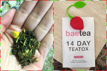 Baetea 14 Day Teatox uploaded by Halszka K.