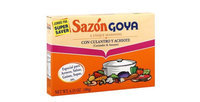 Goya Sazon Coriander & Annatto Seasoning uploaded by Ivone V.