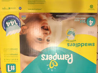 Pampers Swaddlers Diapers  uploaded by Shari P.