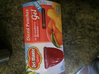 Del Monte® Peaches In Raspberry-lemonade Flavored Gel, Fruit Cup® Snacks uploaded by Grecia H.