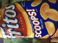 Fritos Scoops! Corn Chips uploaded by Leeann S.