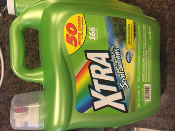 Photo of Xtra™ Mountain Rain 2x Concentrated Laundry Detergent uploaded by Elizabeth B.