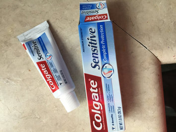 Colgate Sensitive Complete Protection Toothpaste Twin Pack, 6 oz uploaded by Nancy C.