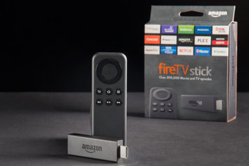 Photo of Amazon - Fire Tv Stick With Voice Remote - Black uploaded by Brad G.