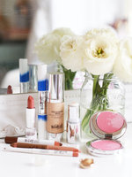 The Estée Edit by Estée Lauder Skin Glowing Balm Makeup with Pink Peony uploaded by Michelle L.