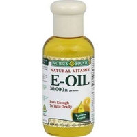 Nature's Bounty Natural Vitamin E Oil uploaded by Jacqueline S.