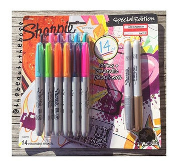 Sharpie Permanent Marker uploaded by Marie T.