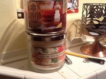 Photo of Bath & Body Works® SPICED APPLE TODDY 3-Wick Candle uploaded by Natasha S.